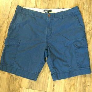 Tommy Hilfiger Cargo Shorts Mens Size 38 Blue